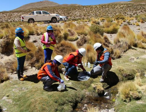 """Jornada de Industria y Desarrollo Sustentable en el NOA""""La industria minera se preocupa y lleva a cabo procesos de diálogo y consenso"""""""