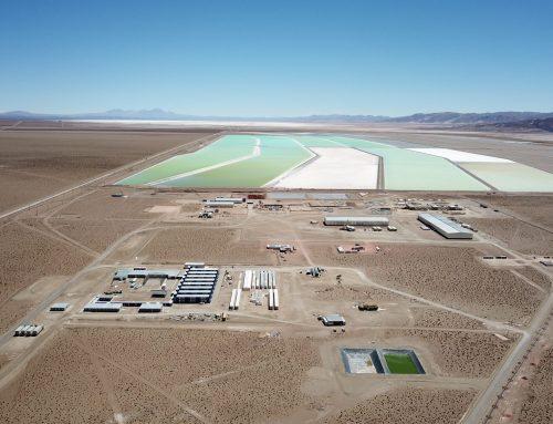 Minera Exar continúa con la construcción del Proyecto Cauchari-Olaroz