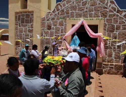 La comunidad aborigen Pórtico de los Andes de Susques visitó las instalaciones de Minera Exar